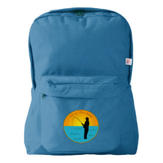 Fishing Soul Rising Backpack
