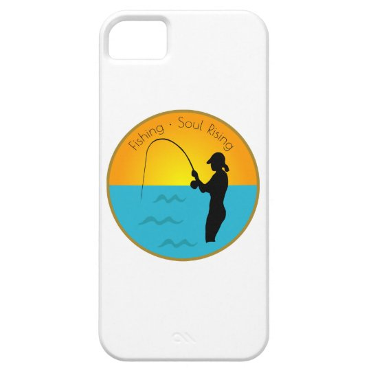 Fishing Soul Rising Case For The iPhone 5