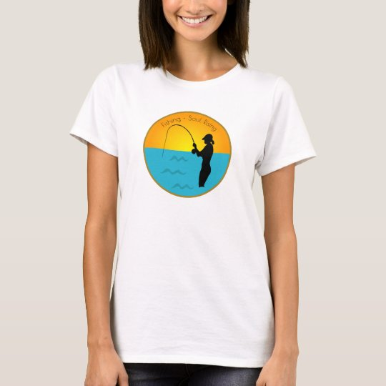 Fishing Soul Rising T-Shirt
