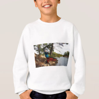 fishing st joesph island sweatshirt