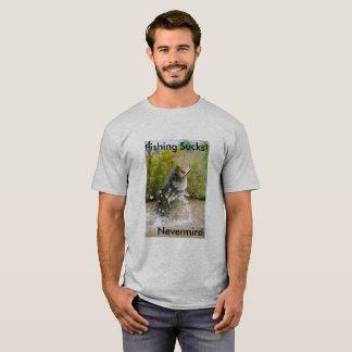 Fishing Sucks T-Shirt