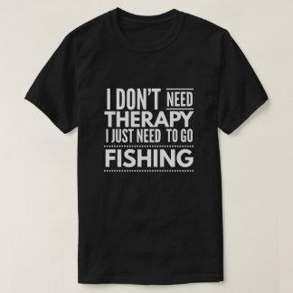 Fishing therapy T-Shirt