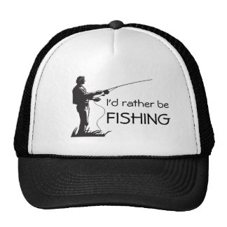 Fishing Trucker Hat