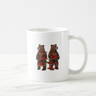 Fishing Upstream Coffee Mug