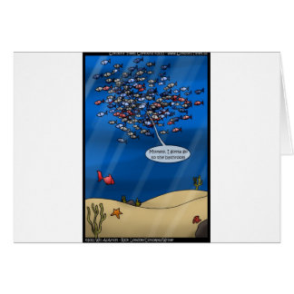 Fishing Vacation Funny Gifts Tees Cards Etc. Card