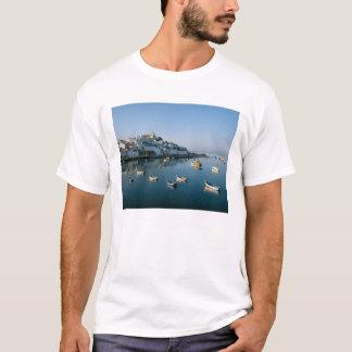 Fishing Village of Ferragudo, Algarve, Portugal 2 T-Shirt