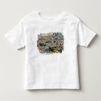 Fishing with Nets and Tridents in the Bay of Naple T Shirt