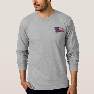 FishingTheUSA mens longsleve T-Shirt
