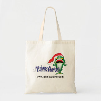 Fishmas Charters Budget Tote