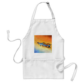 Fisholin V1 - instrumental fish Standard Apron