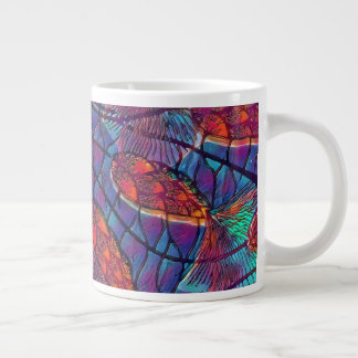 Fishtail Large Coffee Mug