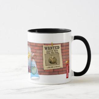Fishtank Mug