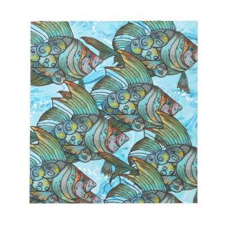 Fishy Fishy Notepad