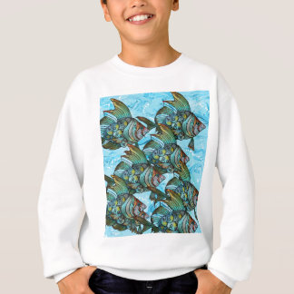 Fishy Fishy Sweatshirt
