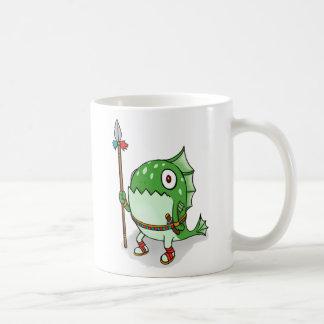 Fishy Soldier Mug