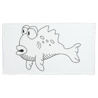 FishyWorld Pillow Cases