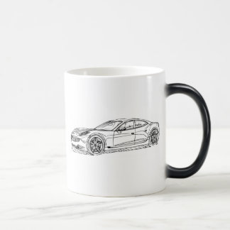 Fisker Karma Magic Mug