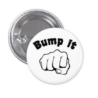 Fist Bump It 1 Inch Round Button