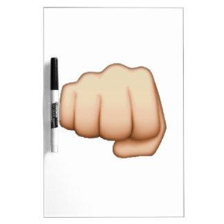 Fist - Emoji Dry Erase Board
