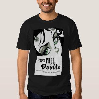 Fist Full of Devils - promo T-shirt