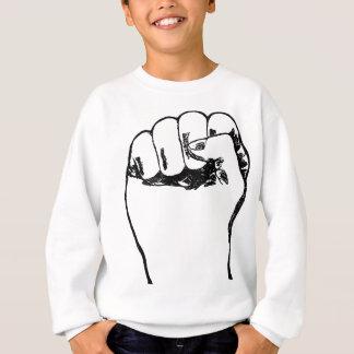 Fist in the air sweatshirt