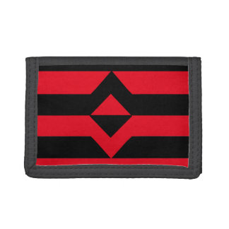 FIST PRIDE TRIFOLD WALLET