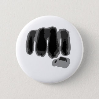 Fist respect 2 inch round button
