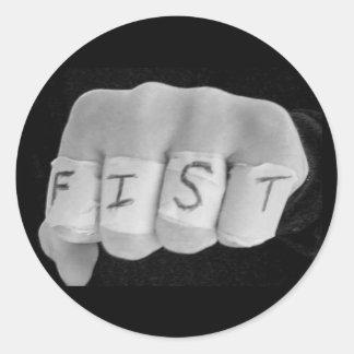 FIST Sticker