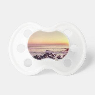 Fistral Beach Sunset Pacifier