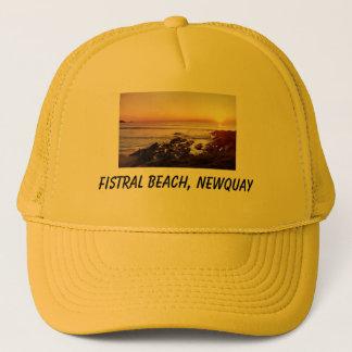 Fistral Beach Sunset Trucker Hat