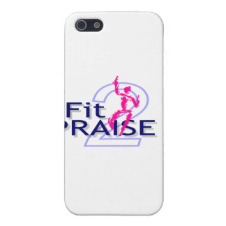 Fit 2 Praise iPhone 5 Covers