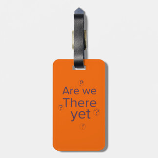 Fit 4 Travel Luggage Tag