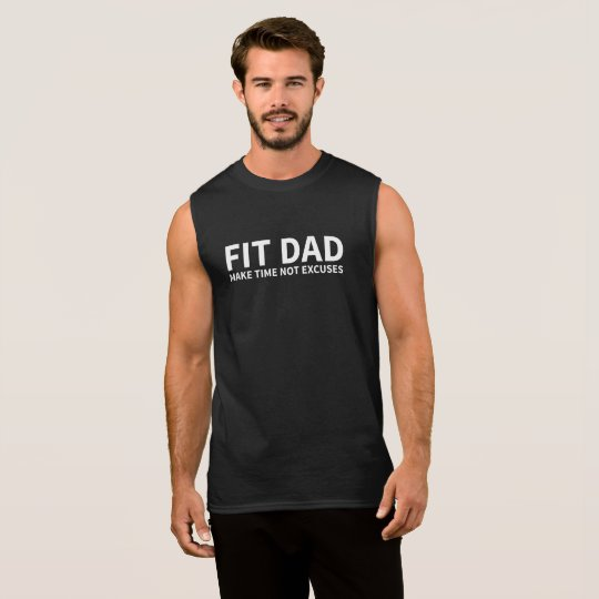 Fit Dad Sleeveless Shirt