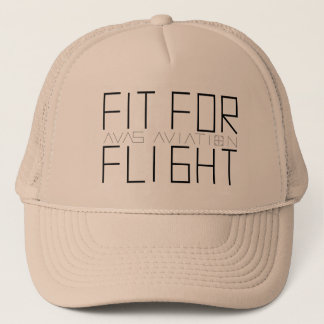 Fit For Flight Trucker Hat