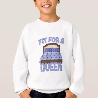 Fit For Queen Sweatshirt