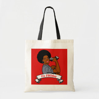 Fit Froday Tote Bag