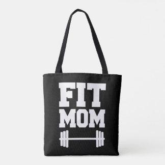 Fit Mom tote bag