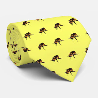 "Fit to ""Bee"" tied Tie"