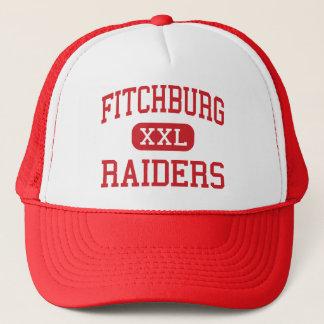 Fitchburg - Raiders - High - Fitchburg Trucker Hat