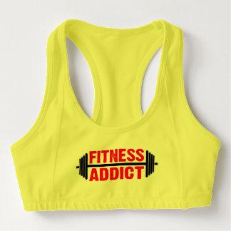 Fitness Addict (cust.) Sports Bra