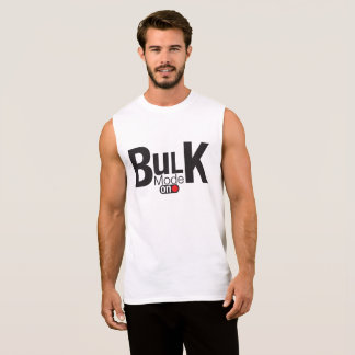 Fitness & Bodybuilding Sleeveless  T-Shirt