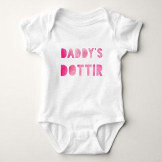 Fitness Bodysuit - Daddy's Dottir