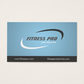 Fitness - Business Cards