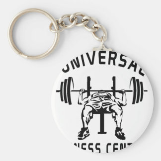 FITNESS CENTer Keychain