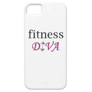 Fitness Diva iPhone 5 case