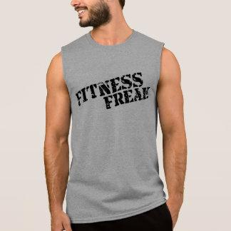 Fitness Freak Avoid Men's Workout Sleeveless Sleeveless Shirt