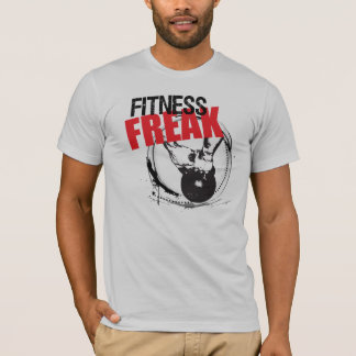 Fitness Freak T-Shirt