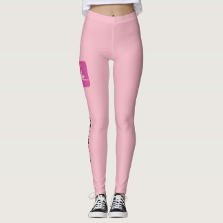 Fitness Leggings with The Studios Logo