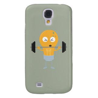 Fitness light bulb with weight Z1zu3