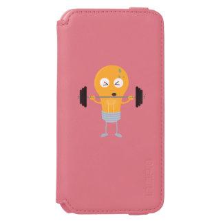 Fitness light bulb with weight Z1zu3 Incipio Watson™ iPhone 6 Wallet Case